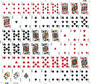 Printed Invoice Face Of Custom Printed Promotional Poker Plastic Deck Of