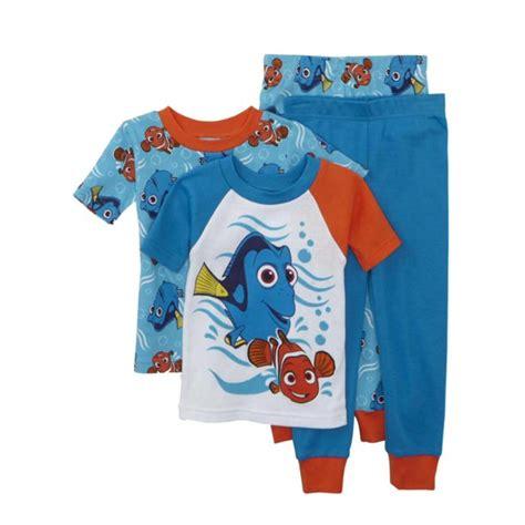 Disney - Disney Finding Dory Toddler Boys 4pc Nemo Fish ...