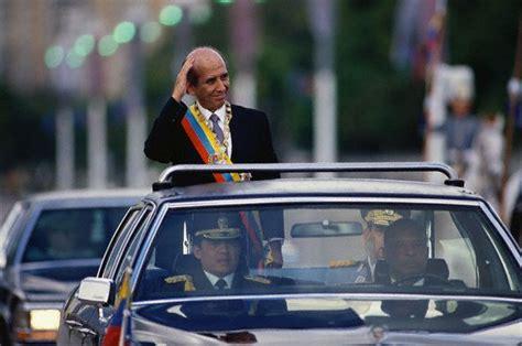 le sale jubilacion  la limousine presidencial cadillac