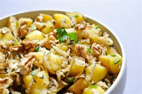 cauchemar en cuisine recette salade de pommes de terre et radis noir recette