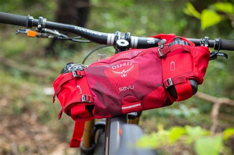 Osprey Savu - MTB Pack Review - Tyres and Soles