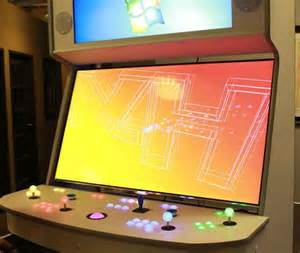 arcade cabinet plans 4 player arcade cabinet best home