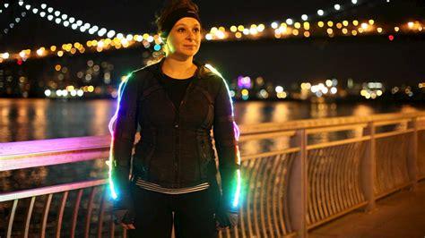 wearable led lights wearable random bits