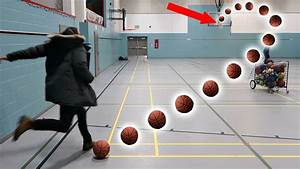 IMPOSSIBLE BASKETBALL TRICK SHOTS!! - YouTube