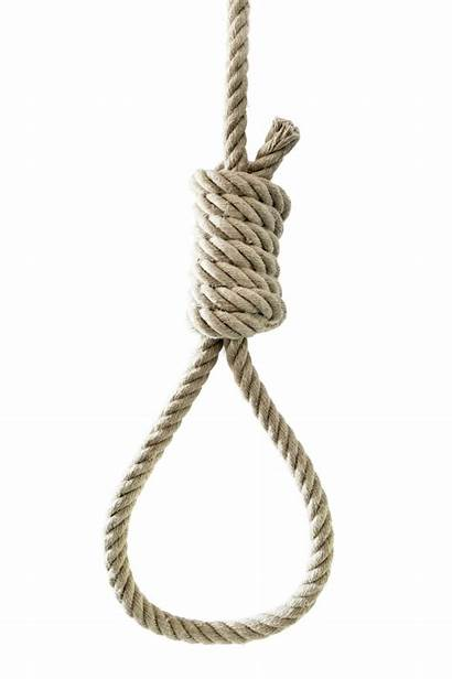 Noose Rope Suicide Knot Hangman Clipart Hanging