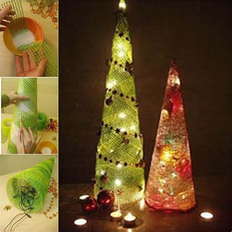 3d paper christmas tree with ribbon wonderful diy mini folded paper tree
