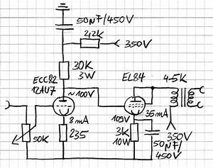 Tube Amp Diagram