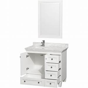 36quot Acclaim Single Bathroom Vanity Set By Wyndham