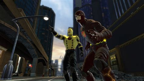 Dcuo  Team Flarrow  The Flash Vs The Reverse Flash Youtube