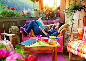Balkongestaltung Kleiner Balkon : balkongestaltung und garten trends f r das jahr 2015 ~ Frokenaadalensverden.com Haus und Dekorationen