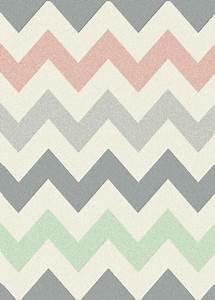 tapis chevron pastel 120 x 170 cm With tapis 120 x 170