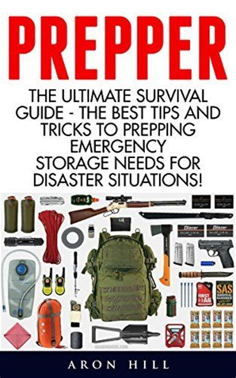 Free Today  Prepper The Ultimate Survival Guide The