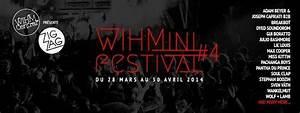 WIHMini Festival #4 / du 28 mars au 30 avril : un mois de ...