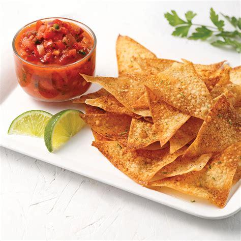 cuisine recettes pratiques croustilles et salsa en version maison recettes cuisine et nutrition pratico pratique