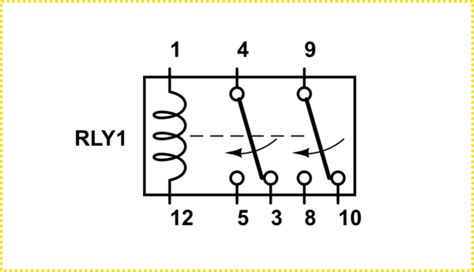 Pin Relay Configuration Electrical Engineering