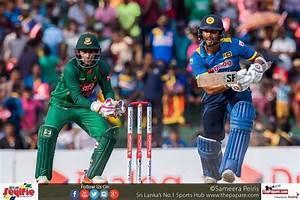 Sri Lanka picks preliminary ODI squad for Bangladesh tour