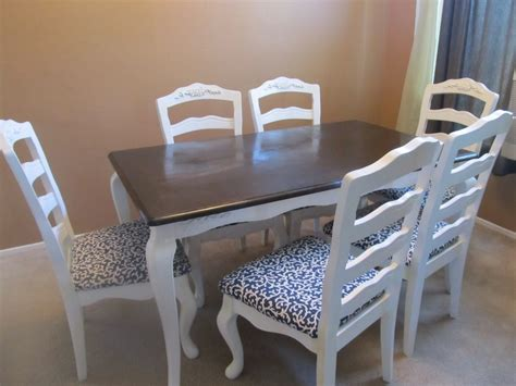 diy dining room table  chairs mommie nation