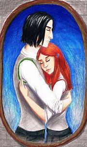 What Shall Never Be.- Lily and Severus Snape   Snape ...