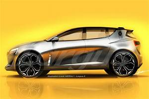 Clio 5 2019 : 2019 renault clio mk5 rendered based on the symbioz concept ~ Medecine-chirurgie-esthetiques.com Avis de Voitures