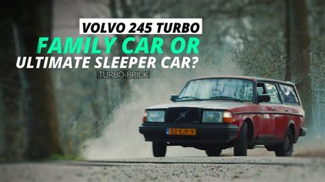 volvo  turbo family car   ultimate sleeper car