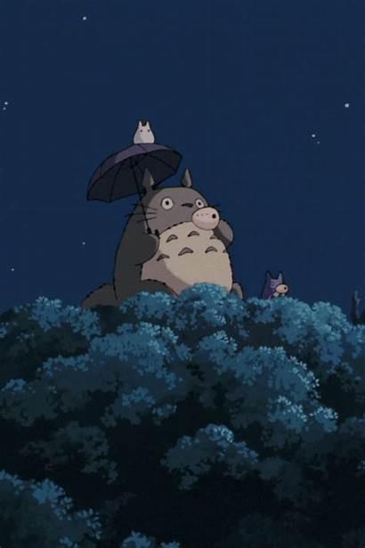 Totoro Neighbor Ghibli Studio Miyazaki Hayao Japanese