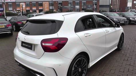 Mercedes benz a class 200d is the more powerful among the two and comes with a better engine. Mercedes-Benz A CLASS A200d AMG Line Premium 5dr Auto U24122 - YouTube