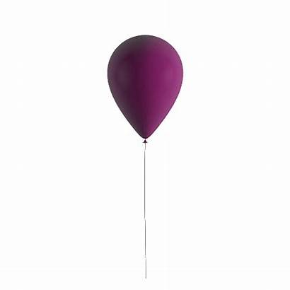Balloon Transparent Purple Balloons Gifs Animated Colours