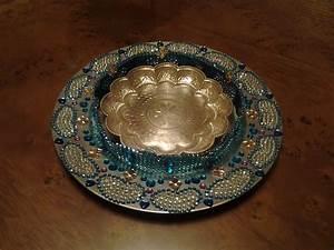 Decorative Plate Raji Creations