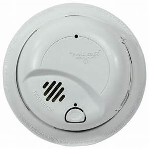 Brk First Alert 9120b Ac Powered Smoke Detector