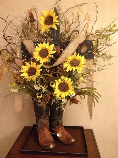 country flower arrangements ideas  pinterest