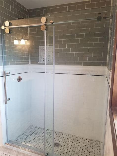 walk in showers oakmoore tile