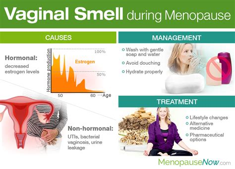Vaginal Smell during Menopause | Menopause Now