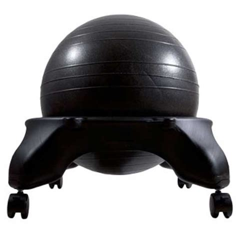 Dfx Dynaflex Ergonomic Balance Ball Chair Improve Posture