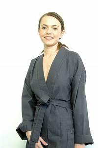 Herren Bademantel Kurz : kimono bademantel f r sie und ihn in anthrazit m ve badem ntel herren badem ntel ~ Orissabook.com Haus und Dekorationen