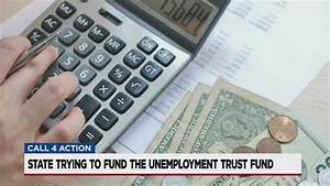 State Trying To Fund The Unemployment Trust Fund