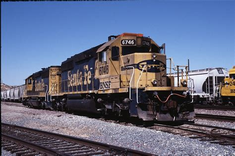 Burlington Northern & Santa Fe Railway Co. Baureihe SD40-2