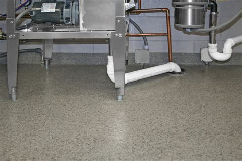 Epoxy Floor Coatings Outlast Other Types Of Flooring Reclaimed Wood Kitchen Countertops Slate Floor Tiles Most Popular Granite Colors For Trendy Paint Installing A Backsplash Country Ideas Cream Colored Painted Cabinets