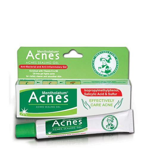 Acnes Sealing Gel 18gr acnes sealing gel 9gm pack of 2 buy acnes sealing gel