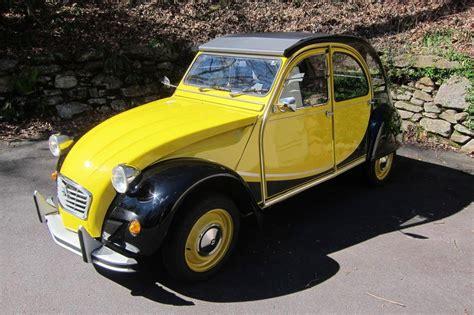 citroen 2cv 1983 citroen 2cv for sale 1955342 hemmings motor news
