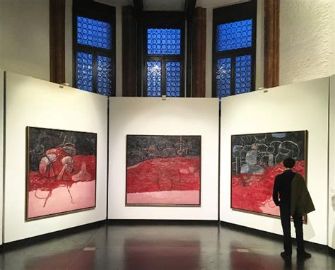 """philip Guston And The Poets"" At Gallerie Dell"