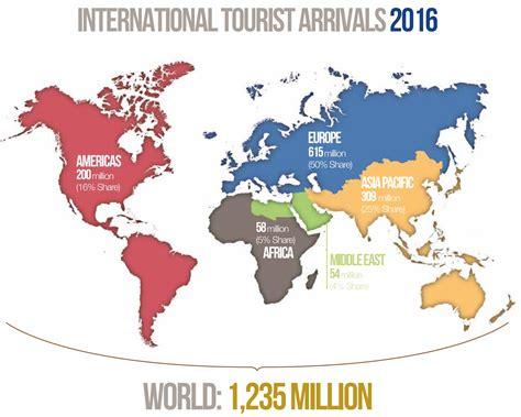 Carte Nouveau Monde 2017 by Monde Tourisme 2016 Populationdata Net