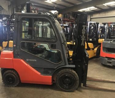 toyota pneumatic lb forklifts industrial