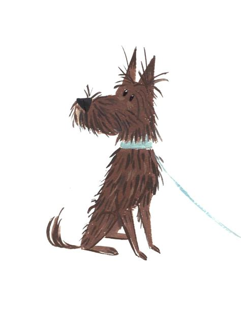 dog illustration images  pinterest dog