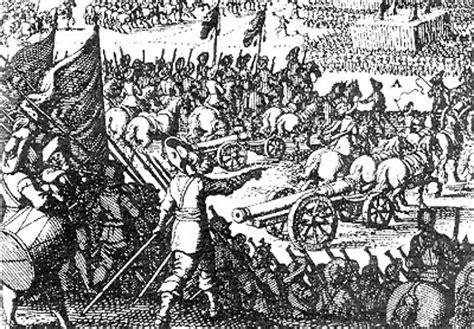 Vyšší Brod und der Dreißigjährige Krieg