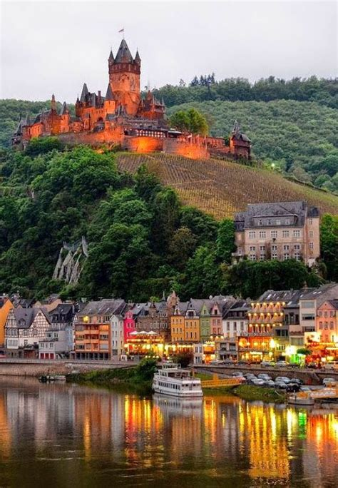 Reichsburg Cochem Castle Germany Castles Ive Been To