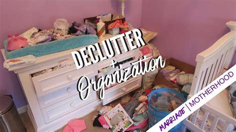 Declutter With Me  Kids Room  Marriage & Motherhood