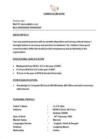best resume template download best resume formats 47 free sles exles format free premium templates