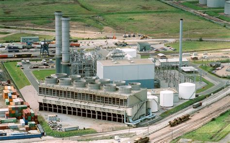 SKFS122 - Medway Power station case study Aerial View of ...