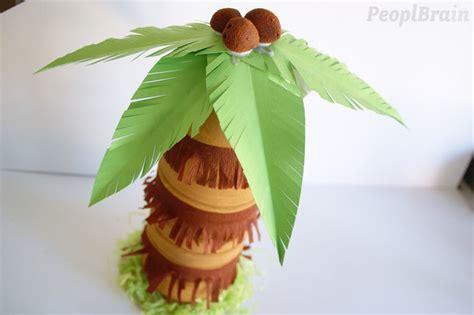 faire un cocotier pour une d 233 co hawa 239 enne