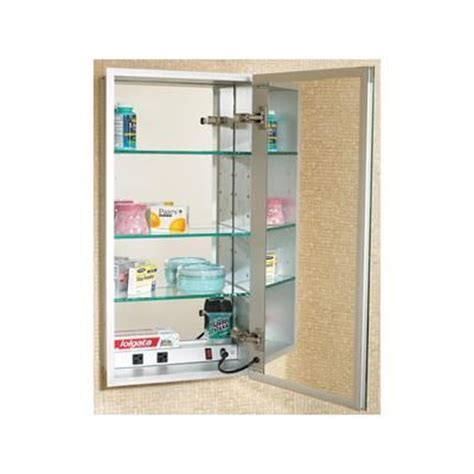 medicine cabinet with outlet bathroom medicine cabinets with electrical outlet